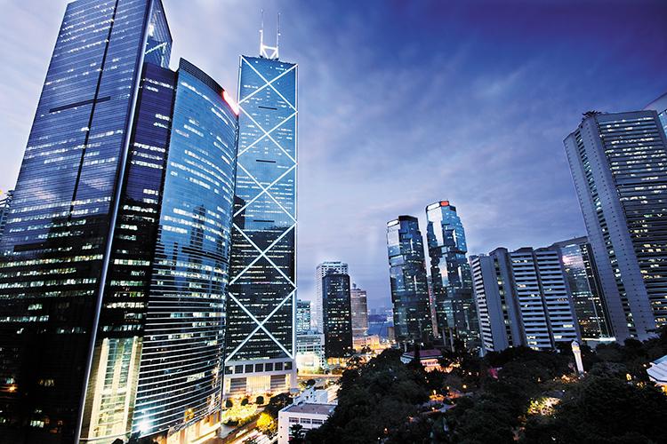 Гонконг: Архитектура Гонконга